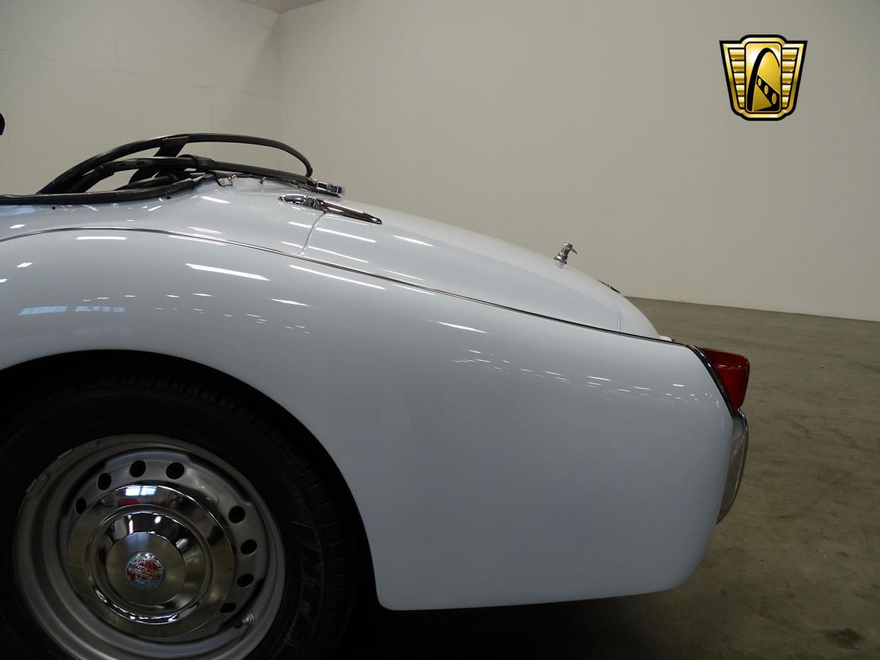 Large Picture of Classic 1960 Triumph TR3 located in Tennessee - $35,995.00 Offered by Gateway Classic Cars - Nashville - MGPP