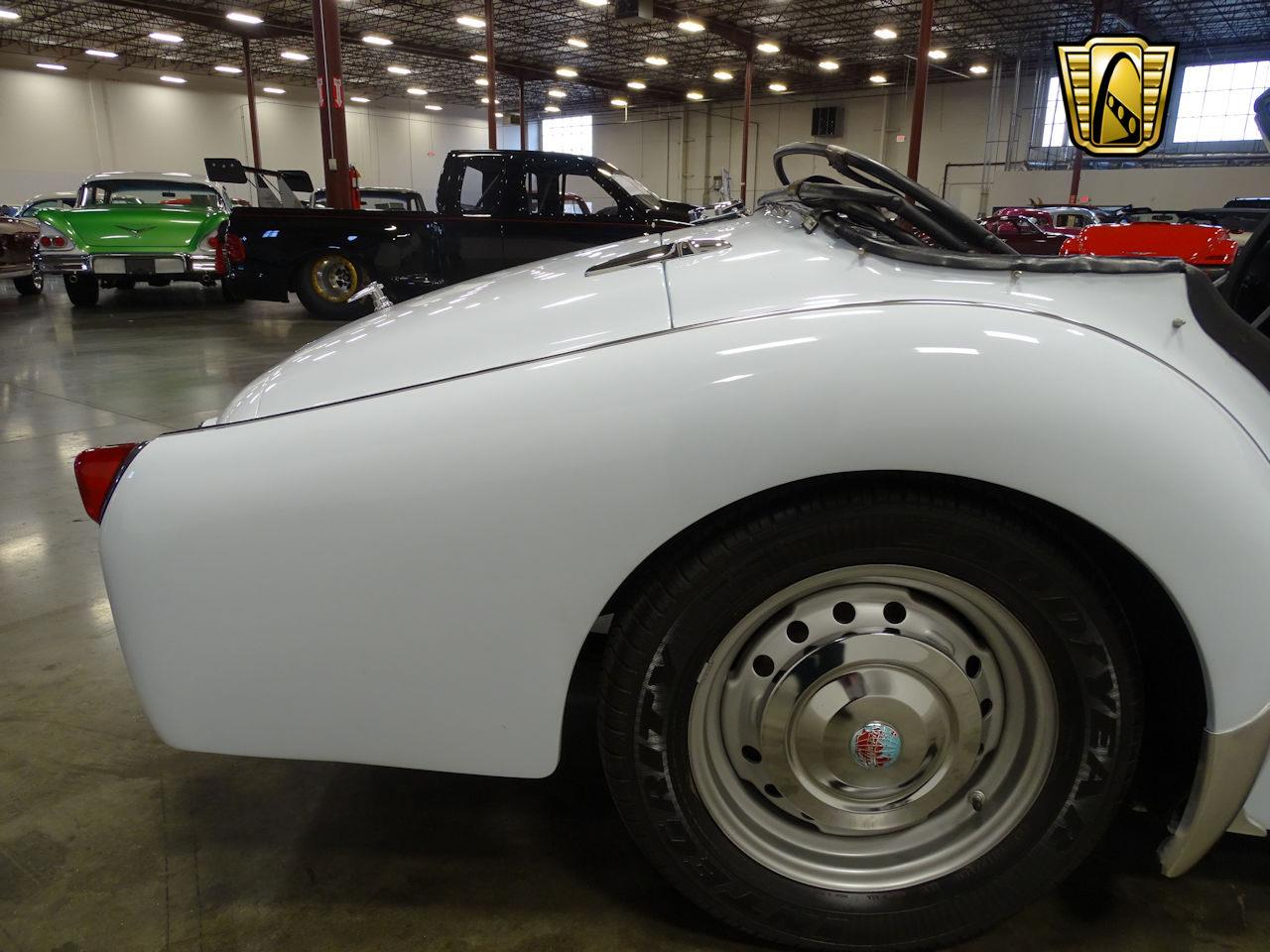Large Picture of '60 Triumph TR3 located in Tennessee Offered by Gateway Classic Cars - Nashville - MGPP