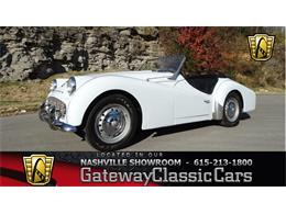 Picture of Classic 1960 Triumph TR3 - $35,995.00 Offered by Gateway Classic Cars - Nashville - MGPP