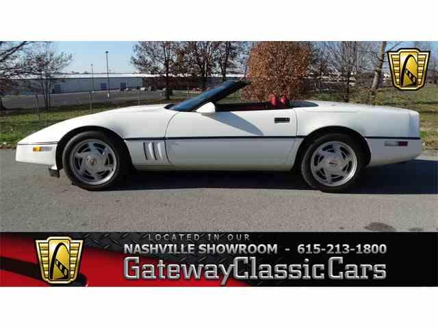 Picture of '86 Corvette - MGPR
