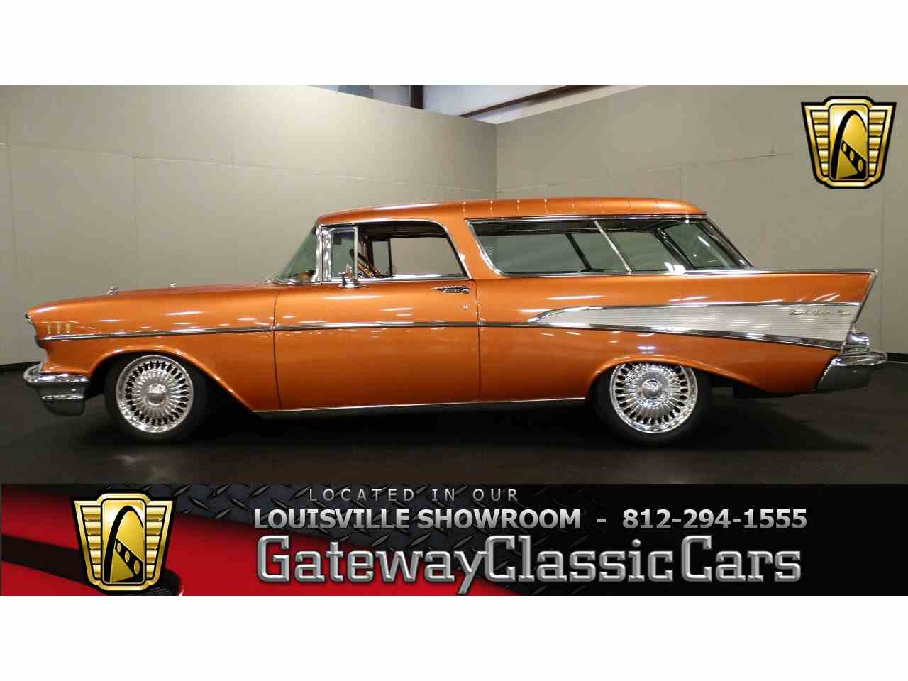 1957 Chevrolet Nomad for Sale | ClassicCars.com | CC-1048099