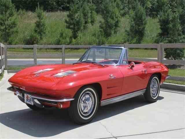 Picture of '63 Corvette - MAJ5
