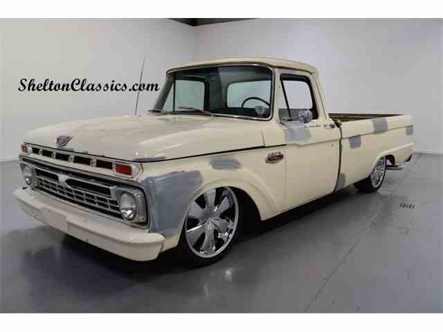 Picture of '66 Ford F250 - $16,995.00 Offered by  - MGQ0