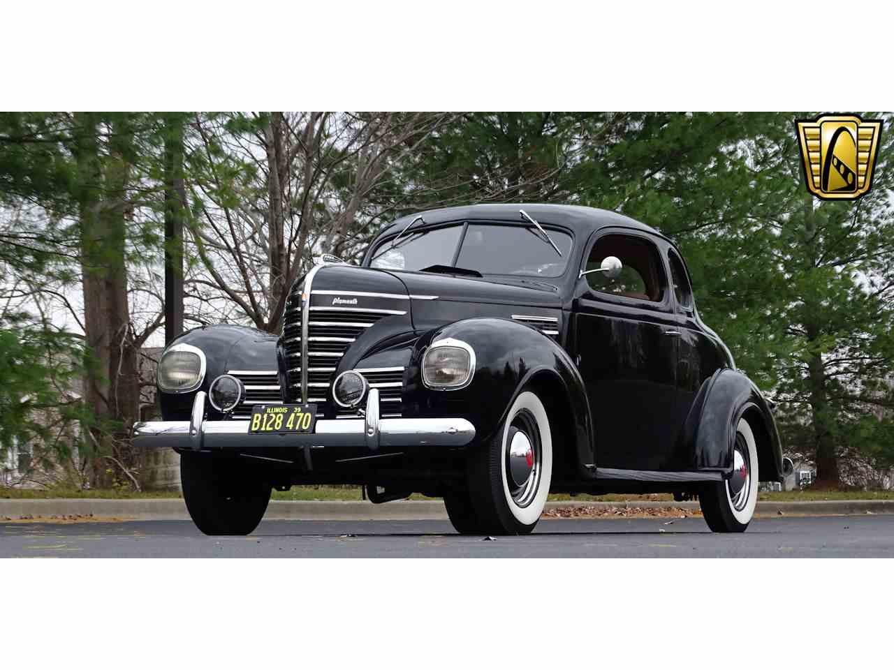 Large Picture of '39 Plymouth 2-Dr Coupe located in O'Fallon Illinois Offered by Gateway Classic Cars - St. Louis - MGQ5