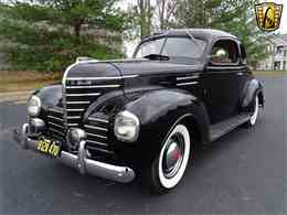 Picture of Classic 1939 Plymouth 2-Dr Coupe located in Illinois - $17,995.00 Offered by Gateway Classic Cars - St. Louis - MGQ5