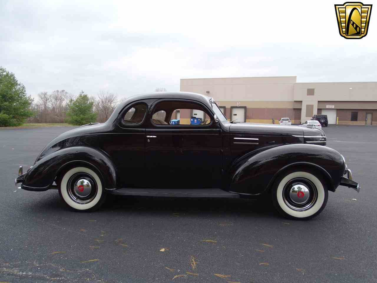 Large Picture of Classic 1939 Plymouth 2-Dr Coupe - MGQ5