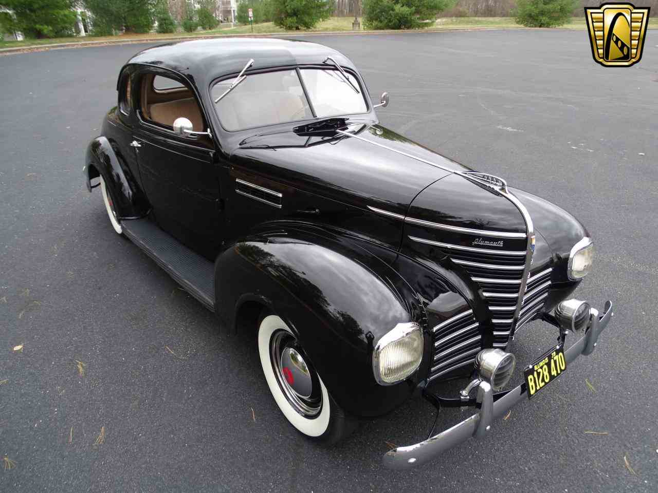 Large Picture of 1939 Plymouth 2-Dr Coupe located in Illinois Offered by Gateway Classic Cars - St. Louis - MGQ5