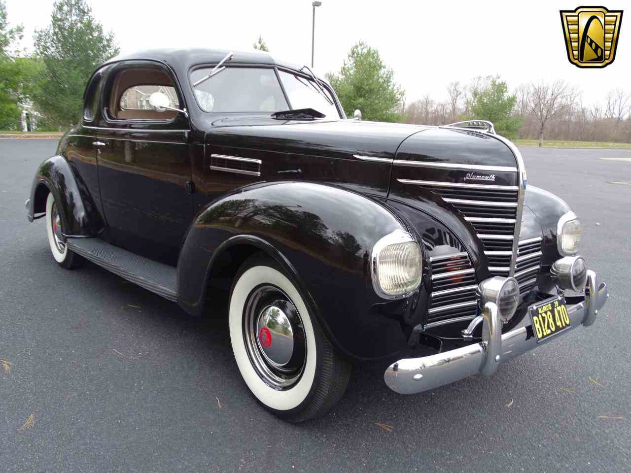 Large Picture of Classic '39 Plymouth 2-Dr Coupe located in Illinois Offered by Gateway Classic Cars - St. Louis - MGQ5