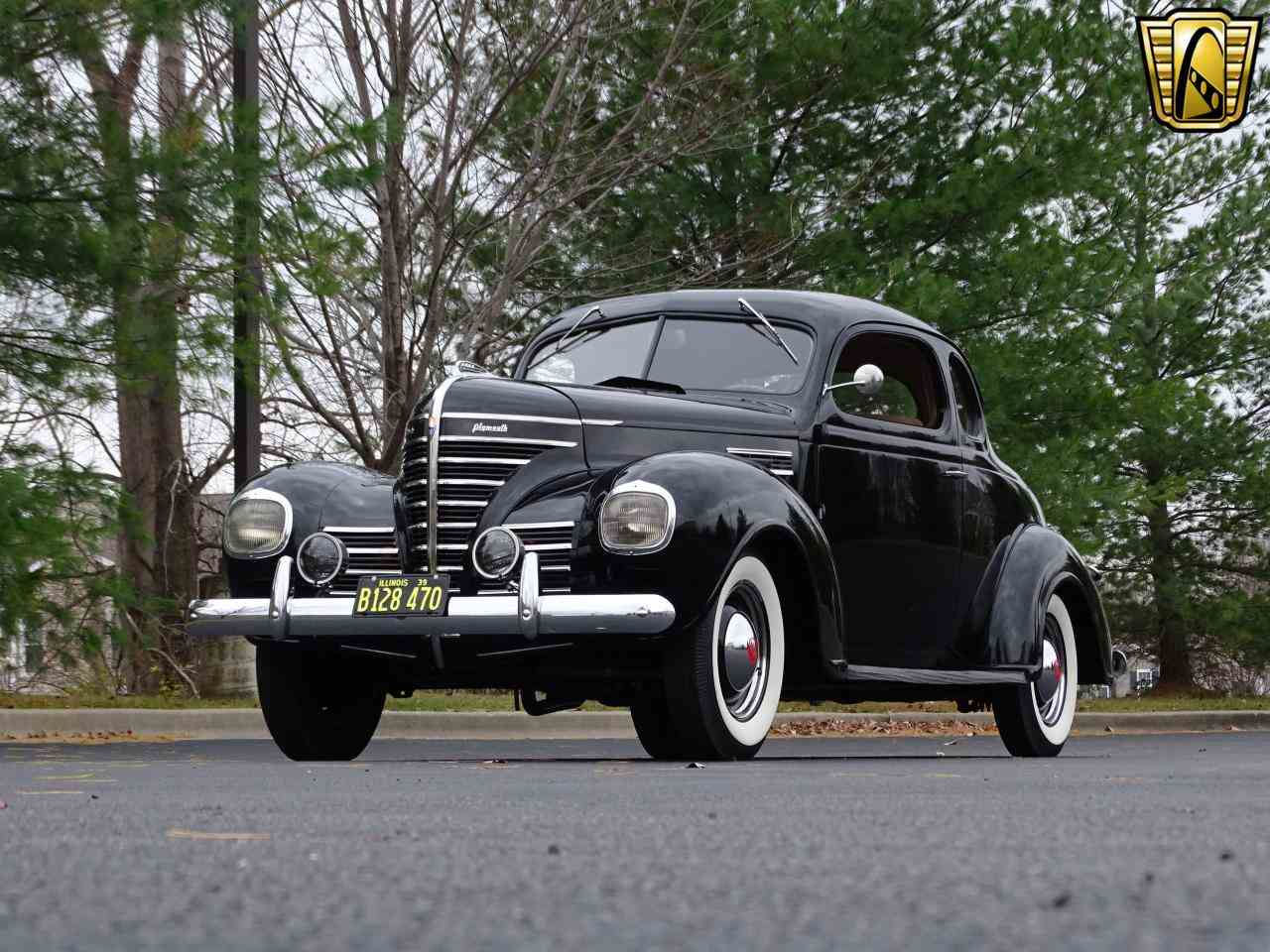 Large Picture of 1939 2-Dr Coupe located in O'Fallon Illinois - $17,995.00 Offered by Gateway Classic Cars - St. Louis - MGQ5