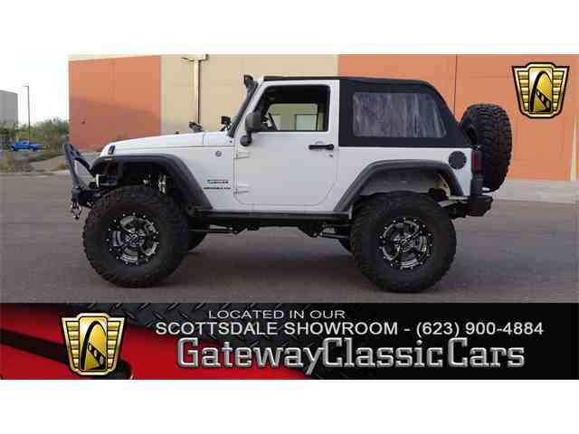 Picture of '10 Wrangler - MGQ9