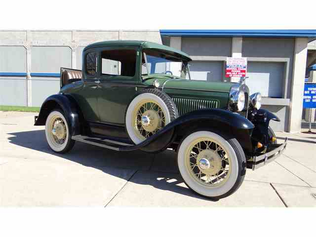 Picture of '30 Model A - MB3G