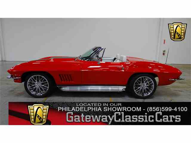 Picture of '67 Corvette - MGQS