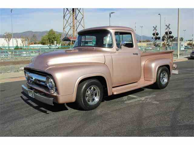 Picture of '56 Ford F100 - MGQU