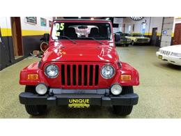 Picture of 2005 Wrangler Rocky Mountain Edition 4x4 located in Mankato Minnesota - MGQV
