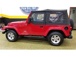 Picture of 2005 Wrangler Rocky Mountain Edition 4x4 - MGQV