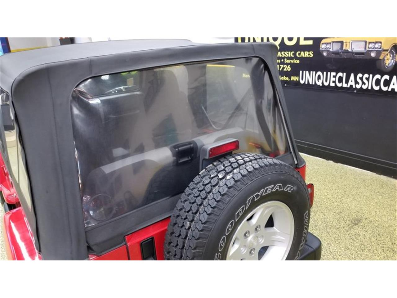Large Picture of 2005 Wrangler Rocky Mountain Edition 4x4 located in Minnesota - MGQV