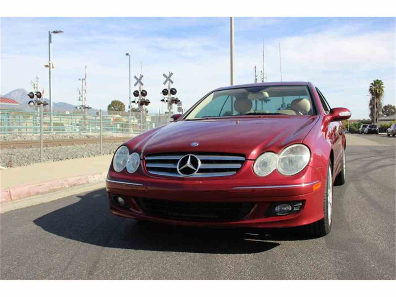 Large Picture of '08 CLK - MGR2