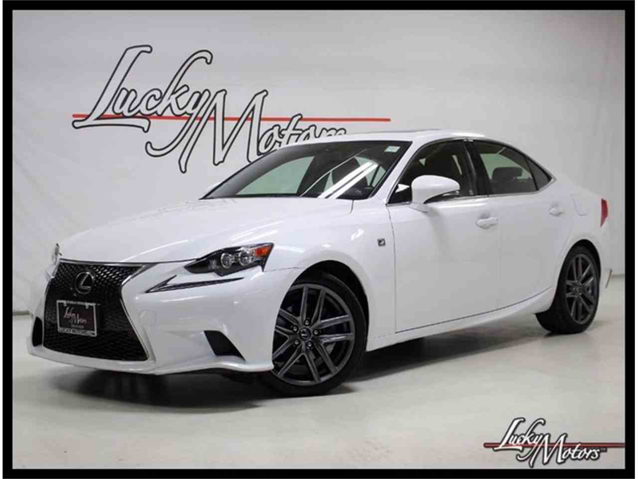 Large Picture of '14 Lexus IS250 Offered by Lucky Motors Of Villa Park - MGRE