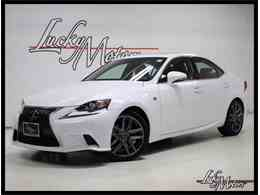 Picture of 2014 Lexus IS250 located in Illinois Auction Vehicle Offered by Lucky Motors Of Villa Park - MGRE