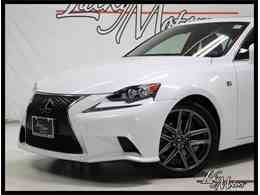 Picture of 2014 IS250 located in Illinois Auction Vehicle Offered by Lucky Motors Of Villa Park - MGRE
