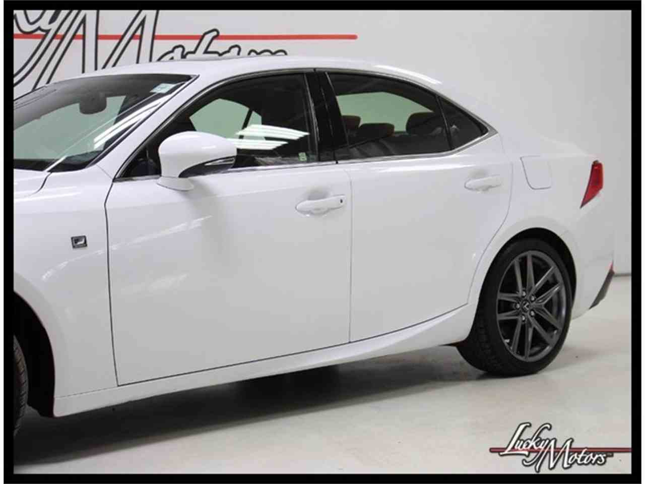 Large Picture of '14 Lexus IS250 located in Elmhurst Illinois Offered by Lucky Motors Of Villa Park - MGRE