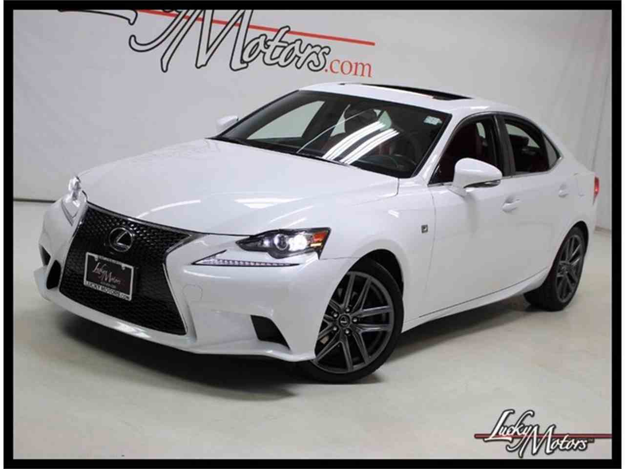 Large Picture of 2014 Lexus IS250 - MGRE
