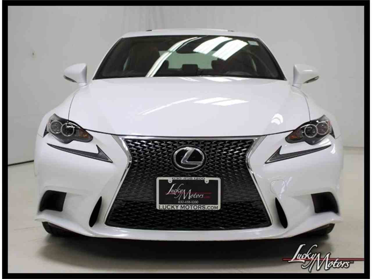 Large Picture of '14 IS250 Offered by Lucky Motors Of Villa Park - MGRE