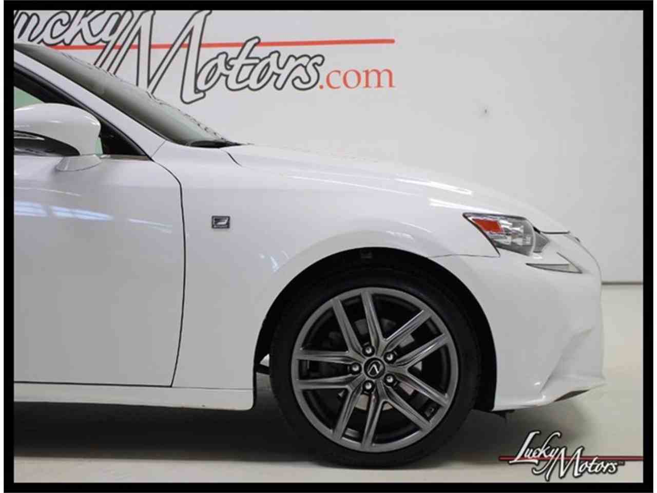 Large Picture of '14 Lexus IS250 located in Elmhurst Illinois - MGRE