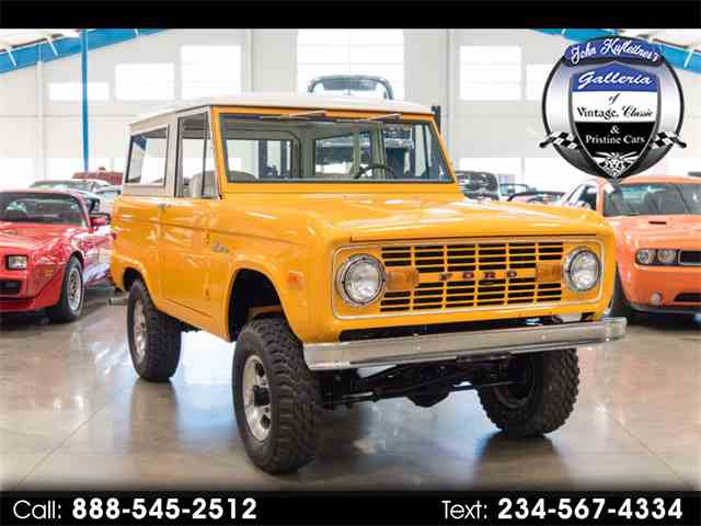 Picture of '75 Bronco - MGRN