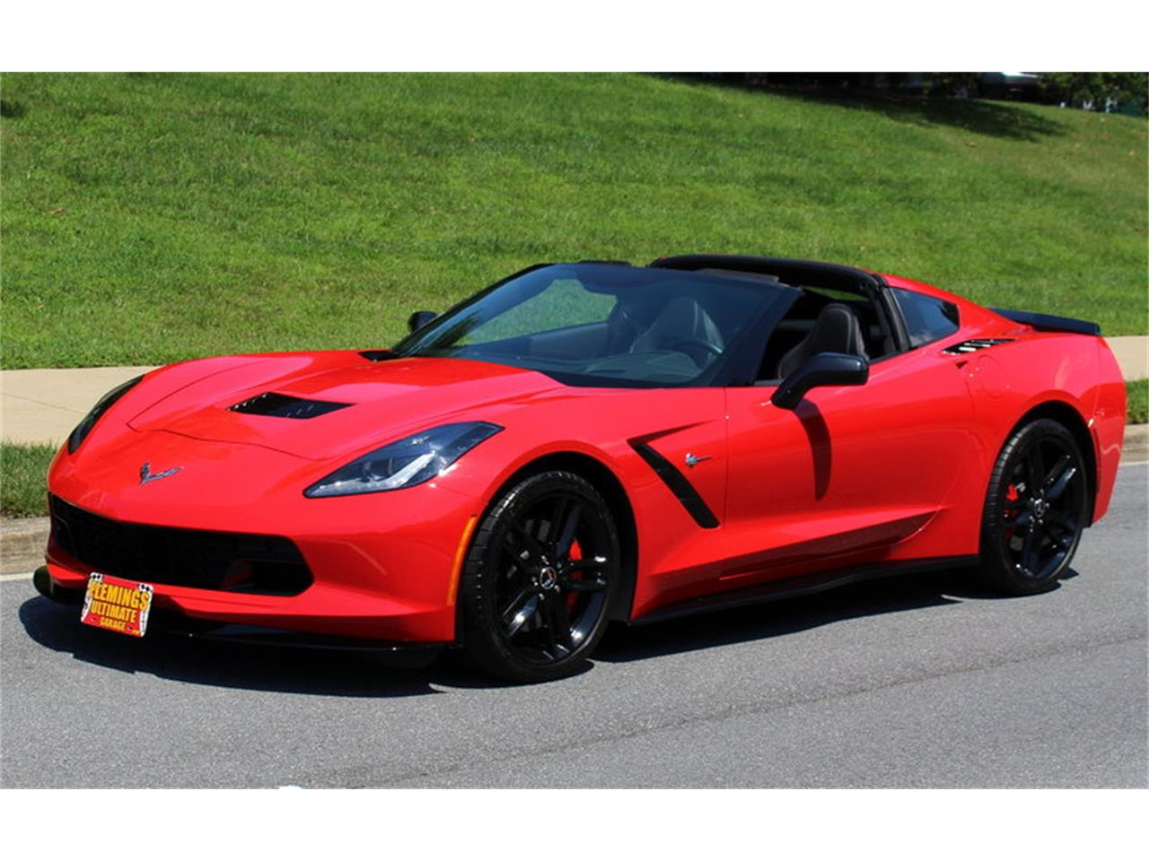 Large Picture of '14 Corvette located in Rockville Maryland - MGRV
