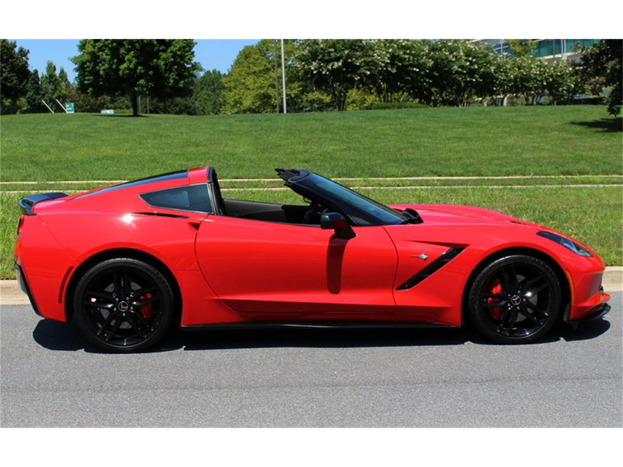 Large Picture of 2014 Corvette located in Rockville Maryland - MGRV