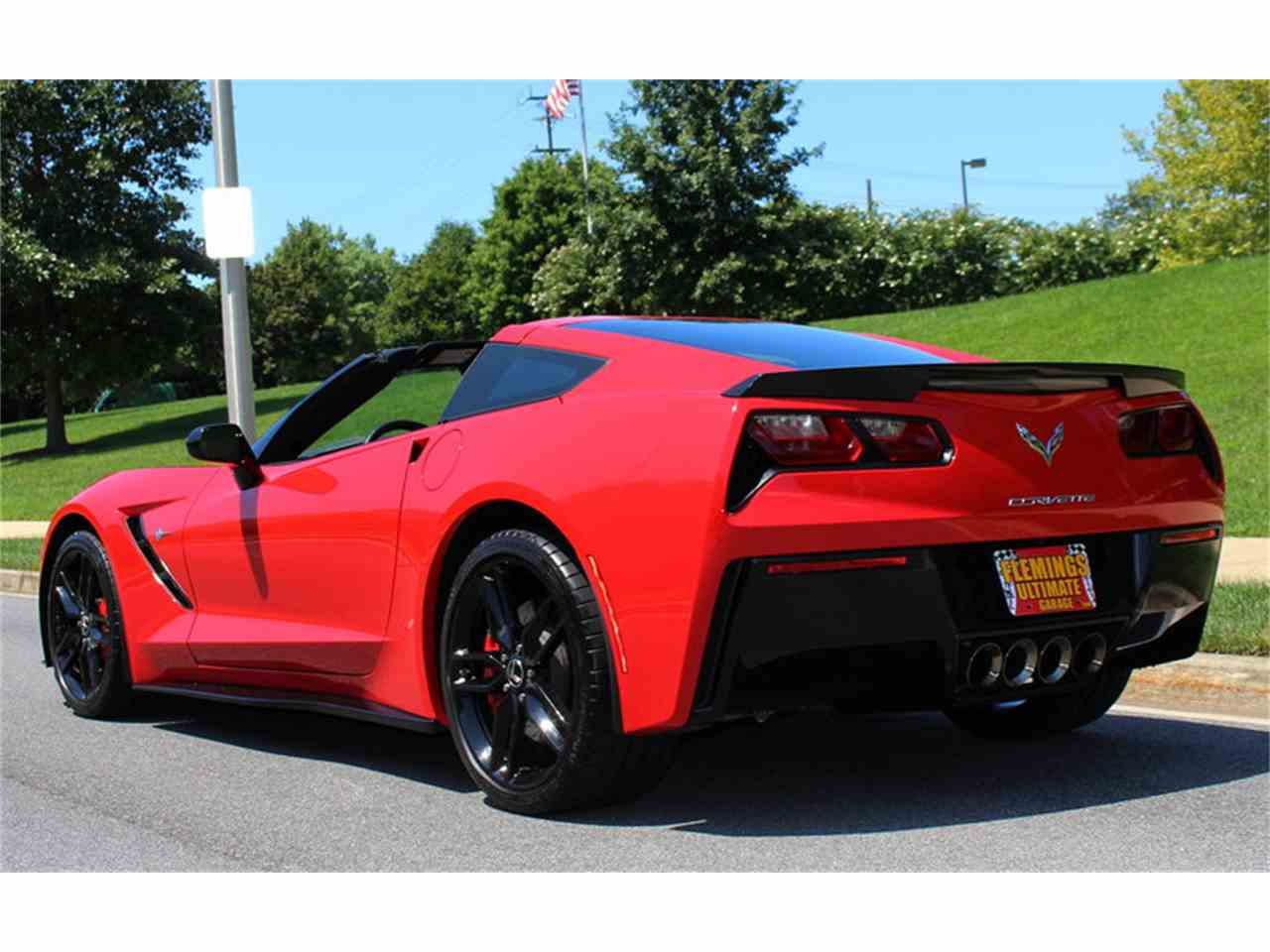 Large Picture of '14 Corvette - MGRV