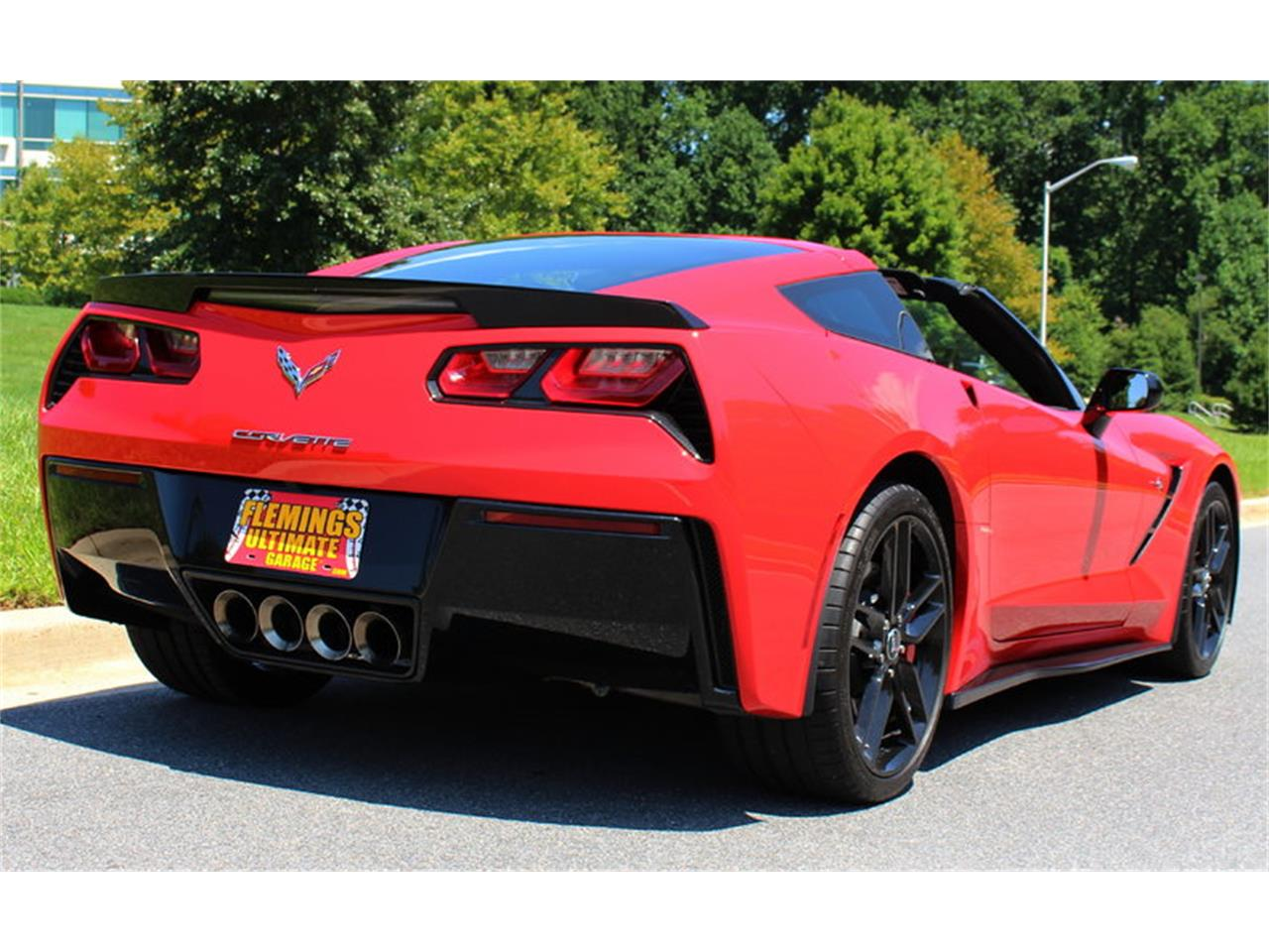 Large Picture of 2014 Corvette located in Maryland Offered by Flemings Ultimate Garage - MGRV