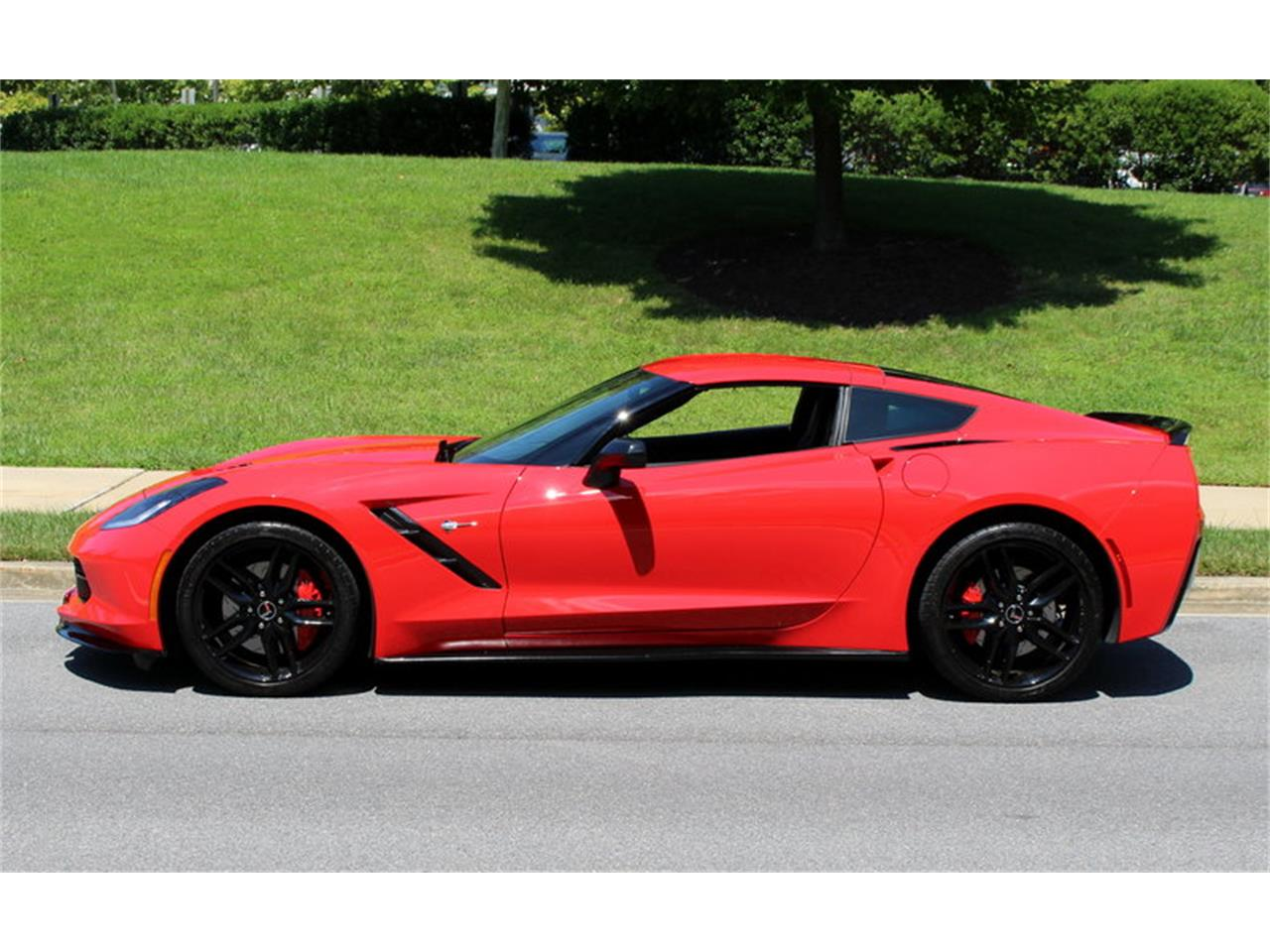 Large Picture of '14 Corvette located in Rockville Maryland - $49,990.00 - MGRV