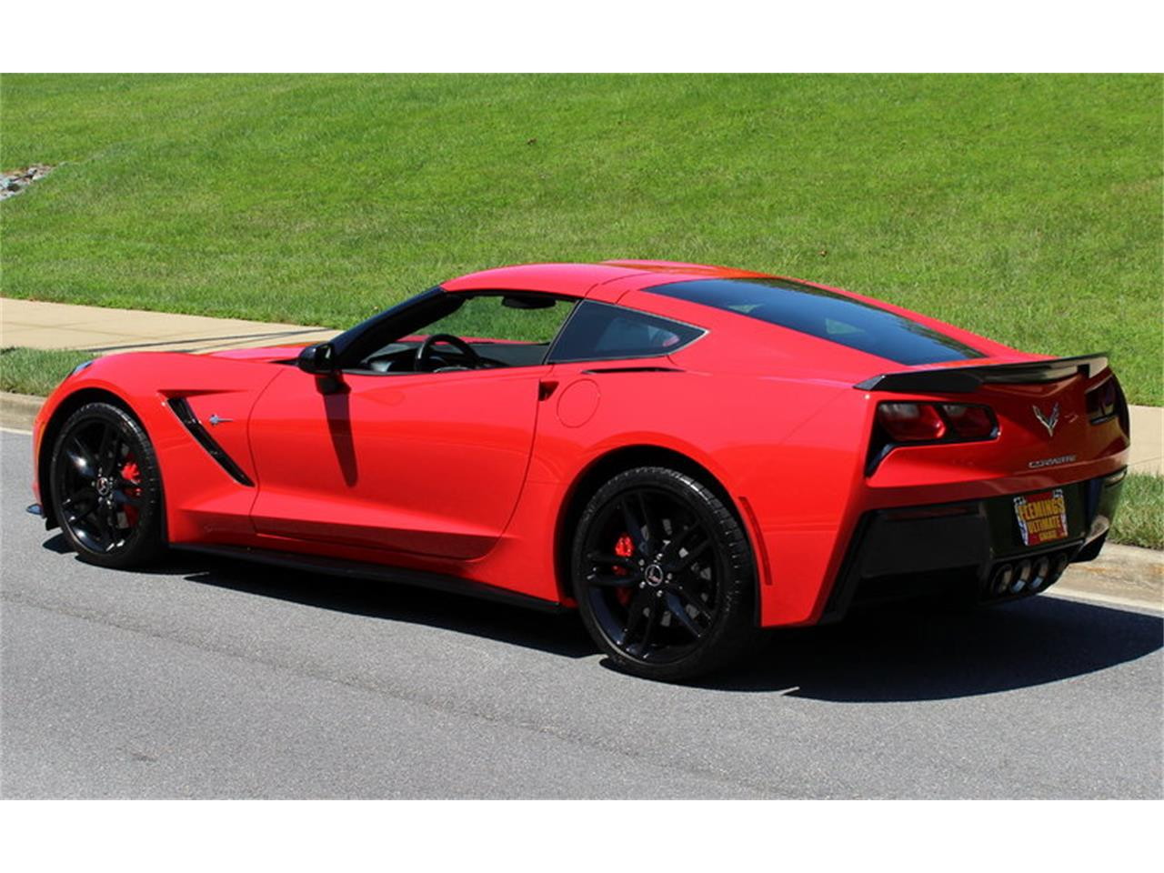 Large Picture of 2014 Chevrolet Corvette located in Maryland Offered by Flemings Ultimate Garage - MGRV