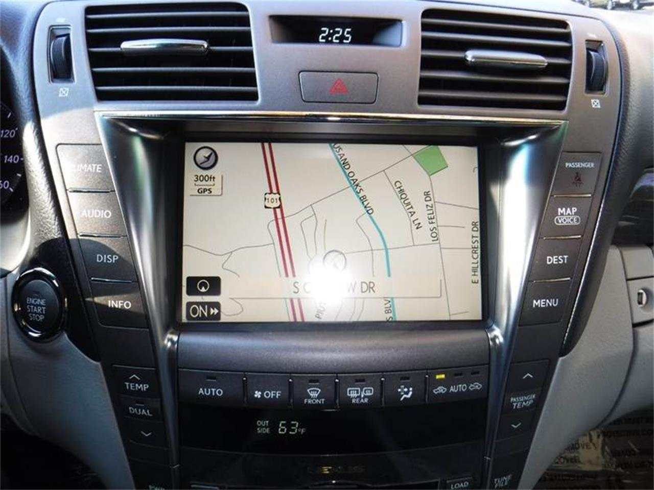 Large Picture of '09 LS460 - MGRW