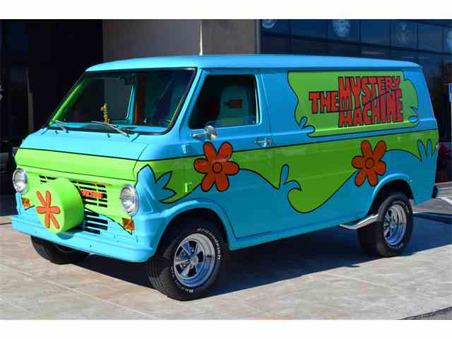 Picture of '72 Scooby Doo - MGS6