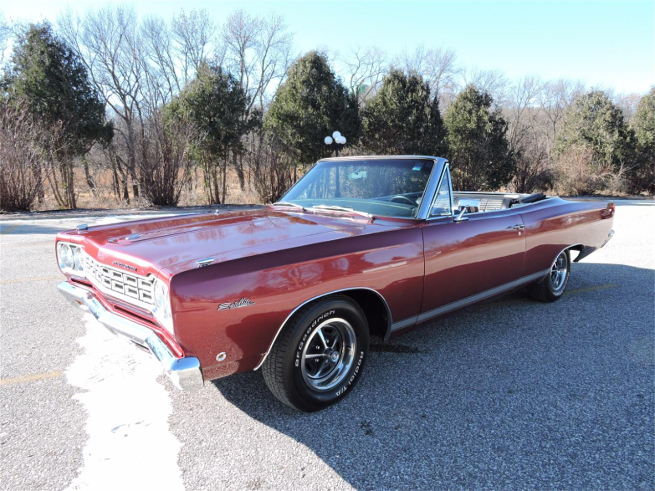 Large Picture of Classic '68 Satellite located in Iowa - $32,995.00 - MGSN