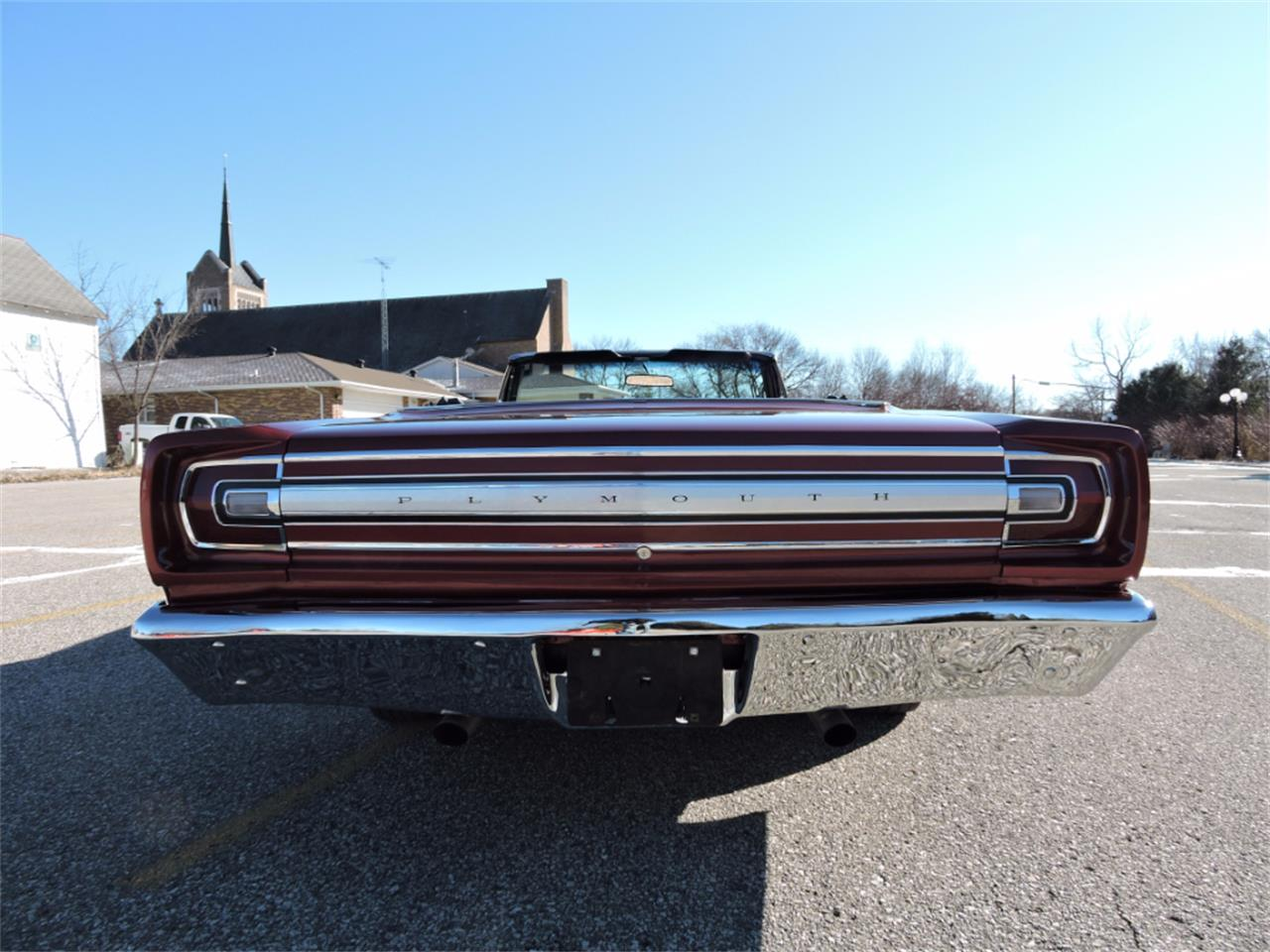 Large Picture of Classic '68 Plymouth Satellite - $32,995.00 - MGSN