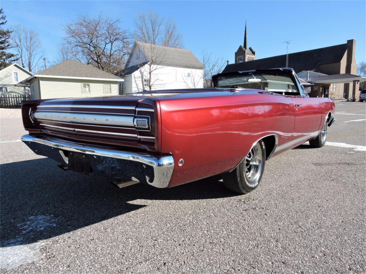 Large Picture of Classic 1968 Plymouth Satellite - $32,995.00 Offered by Coyote Classics - MGSN