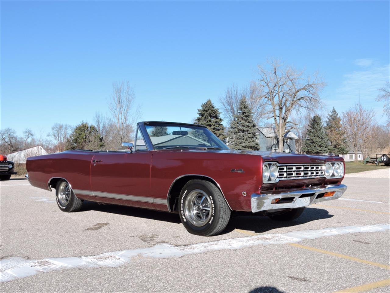 Large Picture of '68 Plymouth Satellite - $32,995.00 Offered by Coyote Classics - MGSN