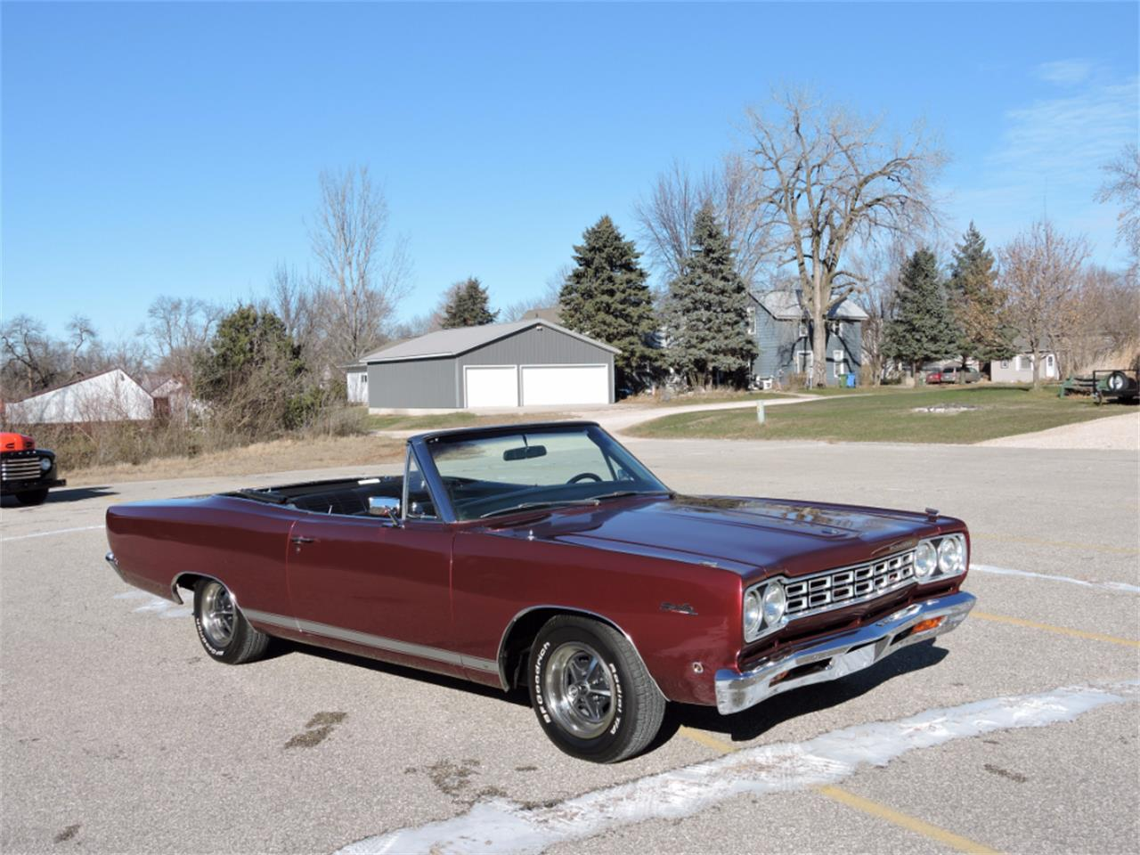 Large Picture of Classic '68 Plymouth Satellite - $32,995.00 Offered by Coyote Classics - MGSN