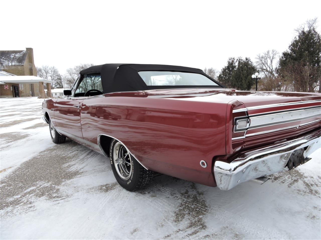 Large Picture of 1968 Satellite located in Greene Iowa Offered by Coyote Classics - MGSN