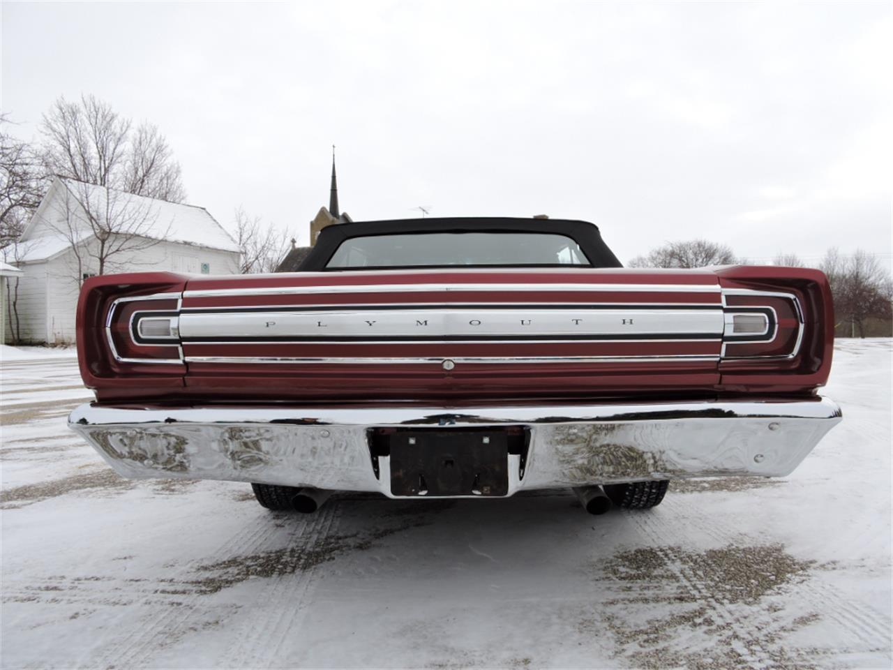 Large Picture of Classic '68 Satellite Offered by Coyote Classics - MGSN