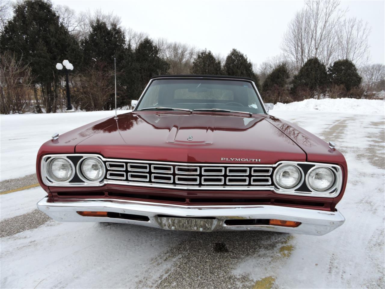 Large Picture of 1968 Satellite Offered by Coyote Classics - MGSN
