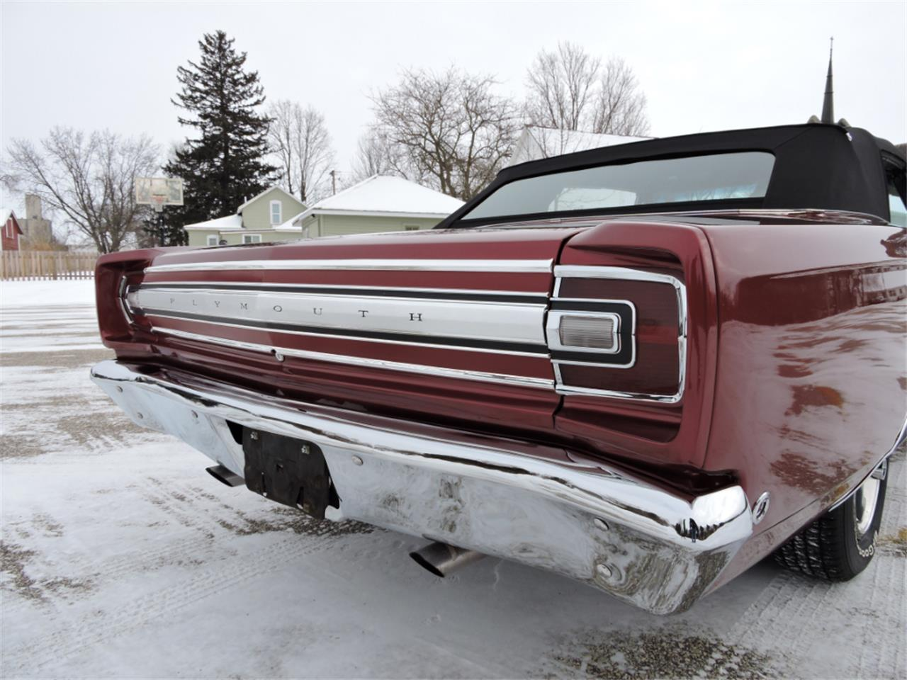 Large Picture of 1968 Plymouth Satellite located in Greene Iowa - $32,995.00 - MGSN