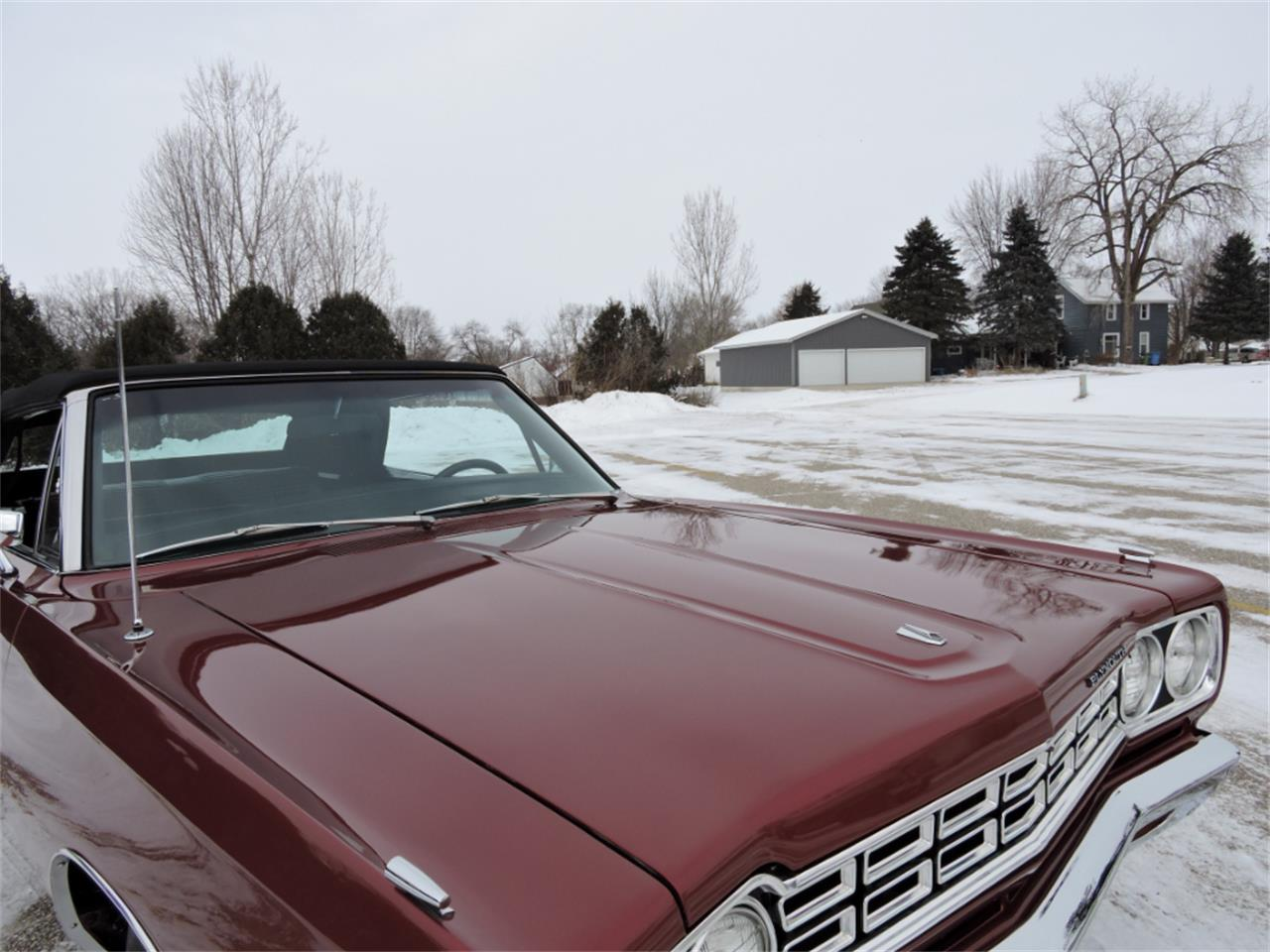 Large Picture of Classic 1968 Plymouth Satellite - MGSN