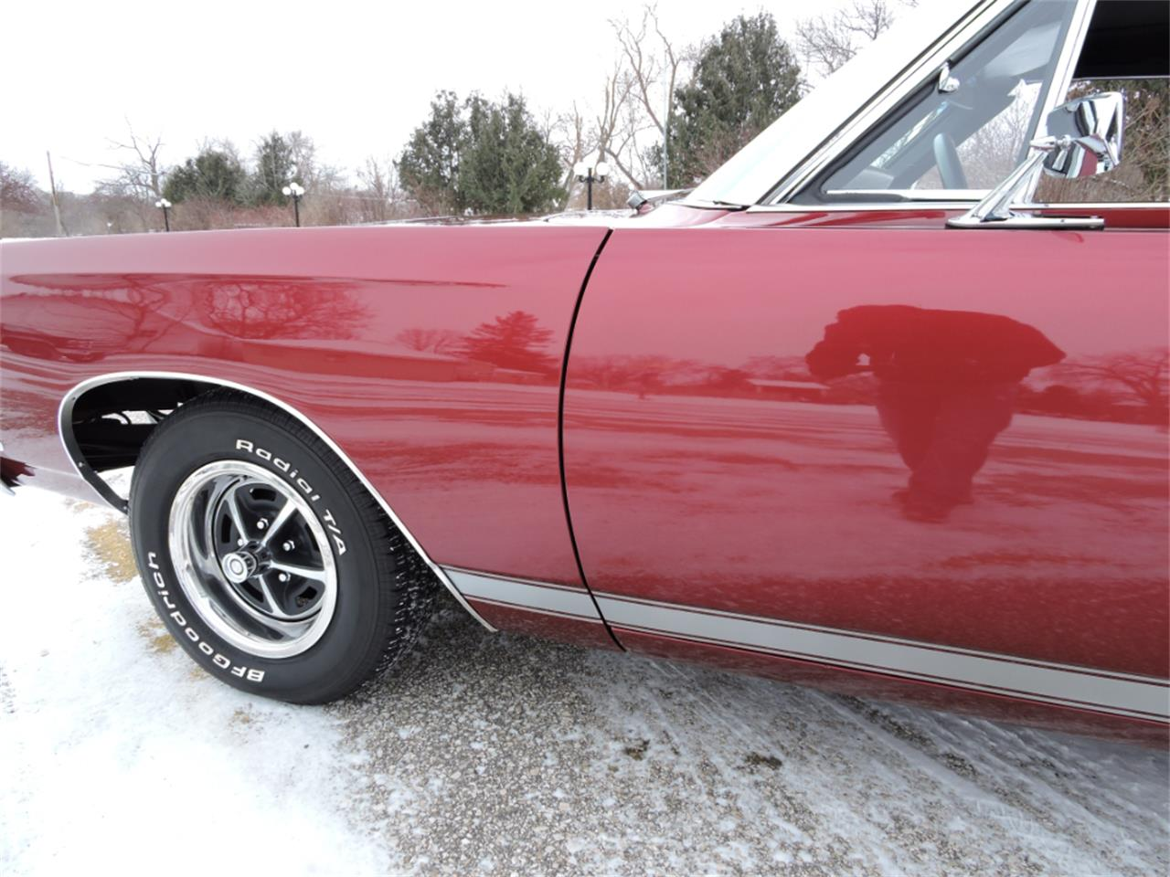 Large Picture of 1968 Plymouth Satellite located in Iowa - $32,995.00 Offered by Coyote Classics - MGSN