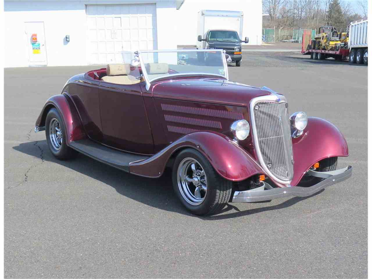 Large Picture of '34 Roadster - MGSW