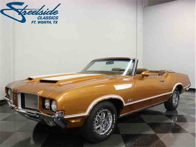 Picture of '72 Cutlass Supreme 442 Convertible - MGSY